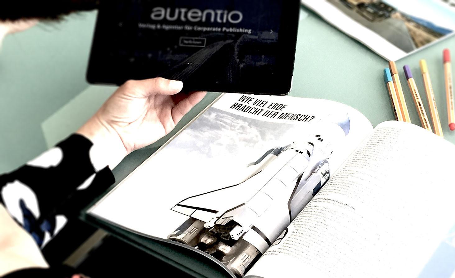 autentio Blog Beitragsbild - Guter Inhalt gewinnt